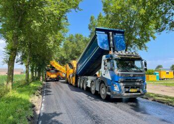 Overzicht werkzaamheden wegen HHNK in Westfriesland