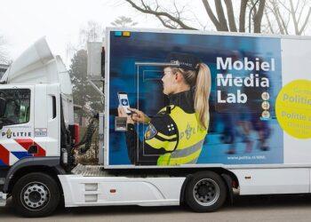 Pop-up politiebureau in Berkhout voor moordonderzoek 72-jarige dorpsgenoot