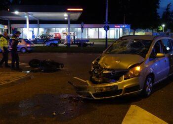 Ernstig ongeluk in Hoorn, persoon met spoed naar ziekenhuis gebracht