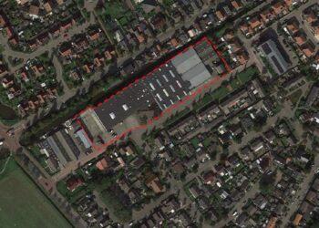 Plan 51 woningen locatie JET/BIK aan van Roozendaalstraat Spanbroek