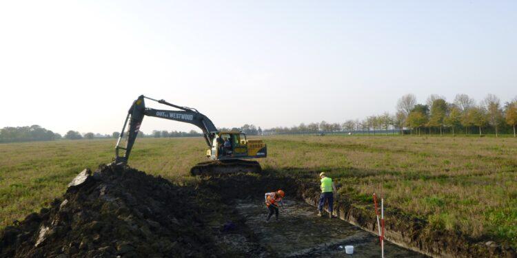 Archeologisch onderzoek langs de A.C. de Graafweg; restanten Bronstijd en Nieuwe Steentijd?