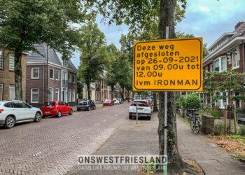 Organisatie en Westfriese gemeenten informeren inwoners over parcours Ironman Westfriesland