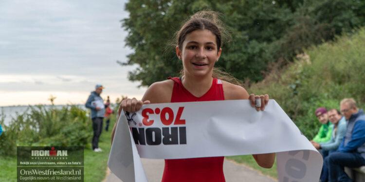 Ironman Westfriesland 2021: IRONKIDS Age group 4 [fotos]
