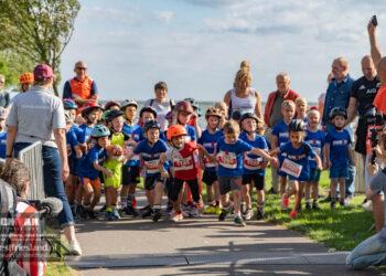 Ironman Westfriesland 2021: IRONKIDS Age group 1 [fotos]