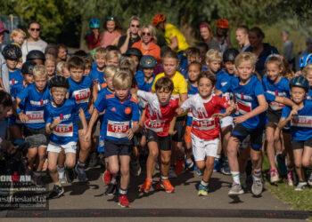 Ironman Westfriesland 2021: IRONKIDS Age group 2 [fotos]