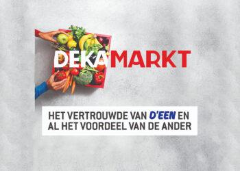 Dekamarkt start ombouwactie Deen winkels; zaterdag al primeur voor Waarland en Zeist