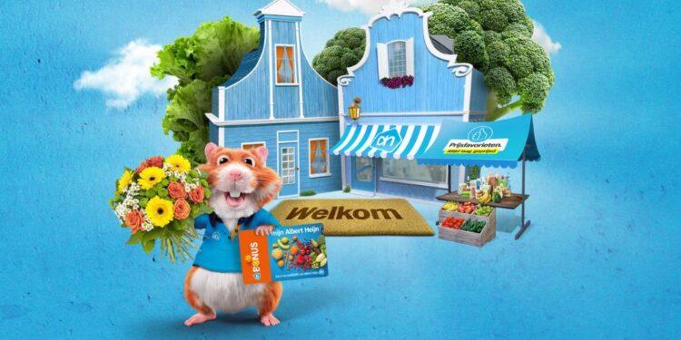 Albert Heijn: 'Welkom 4.700 nieuwe collega's van DEEN'; start ombouw winkels