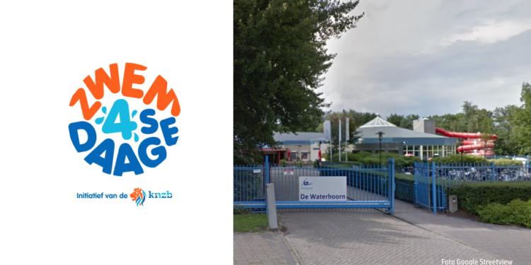 Maandag start Zwem4daagse bij De Waterhoorn; zondag bezoek Maarten van der Weijden