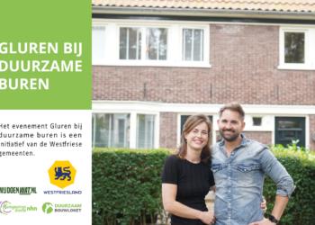 Neem digitaal een kijkje bij energiezuinige woningen in Westfriesland
