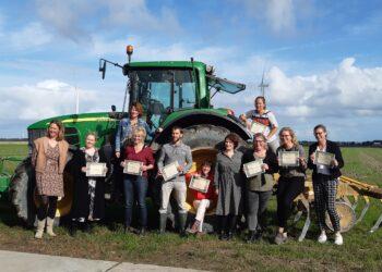 Boerderijeducatie Hollands Noorden van start; schoolklassen 'belevend laten leren'