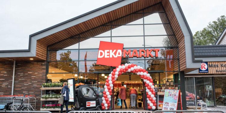 DEEN winkels Blokker en Hoogkarspel vanaf vandaag verder als DekaMarkt