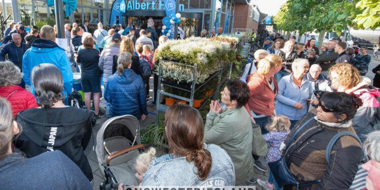 Spanbroek loopt warm voor opening Albert Heijn in eigen buurt