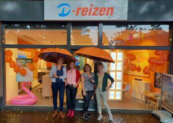 D-reizen weer terug met winkel in Hoorn